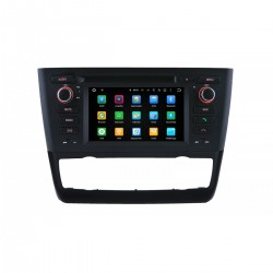 RADIO DVD GPS USB BLUETOOTH A2DP ANDROID BMW SERIE 1 E81 E82 E87 E88