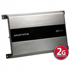 AMPIRE MB1000.1-2G AMPLIFICADOR 1 CANAL 1 X 1000 WATTS