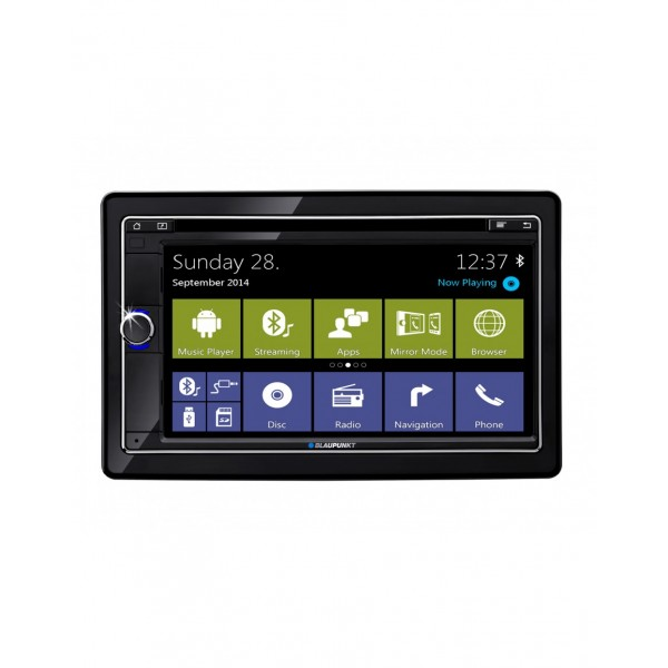 BLAUPUNKT CAPE TOWN 945 RADIO 2DIN ANDROID RDS DVD USB SD MP3 BLUETOOTH A2DP GPS IGO PRIMO EUROPE