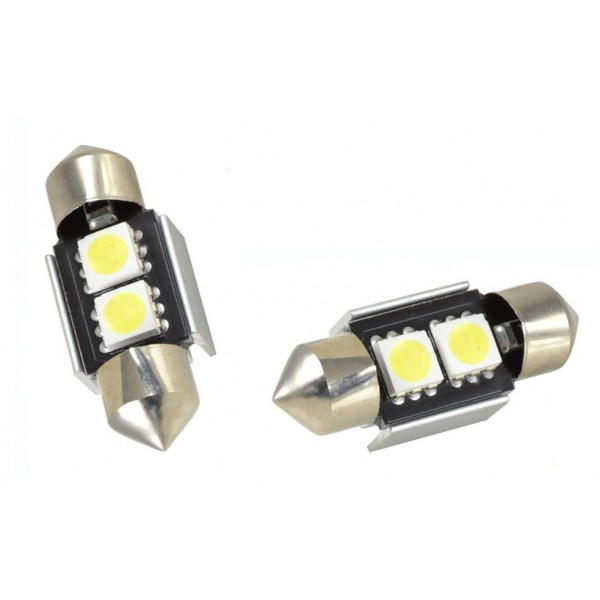 Lampada Led 32MM 3SMD Canbus Can Bus